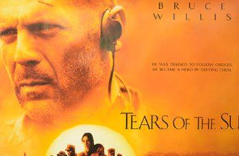 اشک های خورشید