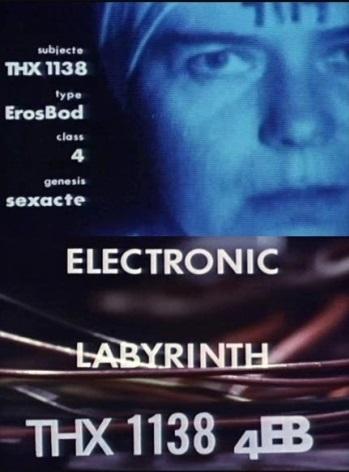 فیلم کوتاه هزارتوی الکترونیکی
